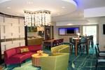 Отель SpringHill Suites Little Rock