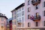 Отель Lugano Dante Center Swiss Quality Hotel