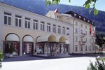 Отель HELIOPARK Hotels & Alpentherme Leukerbad