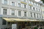 Отель Antike Hotel Hecht am Rhein