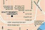 Отель Hyatt Regency Cincinnati