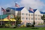 Отель Fairfield Inn & Suites Salt Lake City Airport