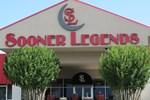 Отель Sooner Legends Inn and Suites