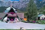 Отель Twin Peaks Lodge & Hot Springs