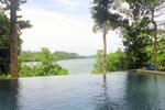 Апартаменты Beautifully positioned villa in Galle area with stunning views over the lake..