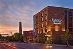 Отель Fairfield Inn & Suites Baltimore Downtown/Inner Harbor