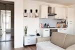 Marina's White Apartment
