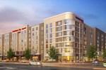 Отель Residence Inn by Marriott San Jose Airport