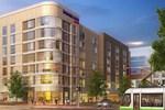 Отель SpringHill Suites by Marriott San Jose Airport