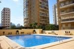 Apartament with pool, terrace in Alicante