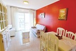 Апартаменты Two-Bedroom Apartment Pineda de Mar with Sea view 08