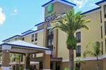Отель Holiday Inn Express Hotel & Suites Tampa-Rocky Point Island
