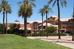 Отель The Hilton Garden Inn Phoenix Airport Hotel
