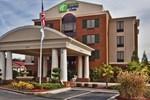 Отель Holiday Inn Express Hotel & Suites Mcdonough