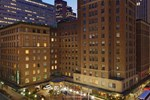 Отель Courtyard Houston Downtown  Convention Center