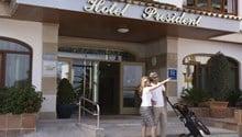 HSM Hotel President