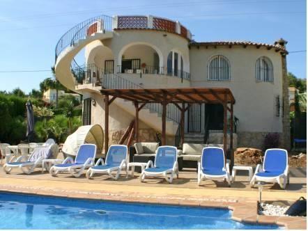 Holiday home El Castillo Jávea