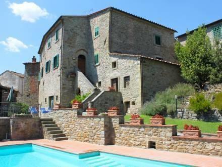 Holiday Home Casa Silvia Castiglion Fiorentino