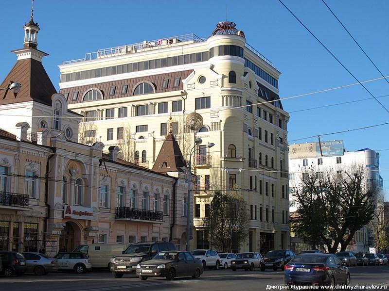 Меркюр Ростов-на-Дону