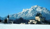 Средневековая церковь / Фото из Австрии