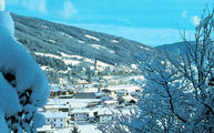 Горнолыжный курорт / Фото из Австрии
