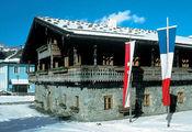 Альпийское шале / Фото из Австрии
