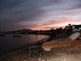 ночь на пляже / Фото из Египта