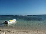 мелкое Карибское море / Фото из Доминиканской Республики