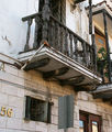 старые балконы / Фото из Доминиканской Республики
