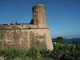 башня форта / Фото из Доминиканской Республики