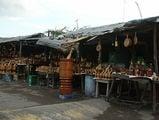 уличный рынок сувениров / Фото из Доминиканской Республики
