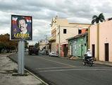 предвыборный плакат / Фото из Доминиканской Республики