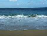 волны северного побережья / Фото из Доминиканской Республики