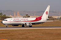 Boeing 737-8D6 / Алжир