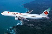 Boeing 767-300 / Канада