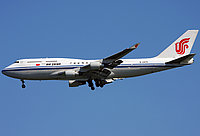 Boeing 747 / Китай