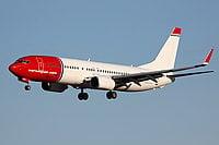Boeing 737-800 / Норвегия