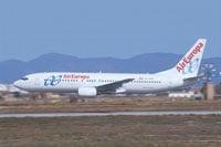 Самолёт а/к Air Europa / Испания