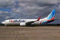 Boeing 737-86Q / ОАЭ