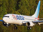Boeing 737-8GQ / ОАЭ