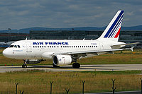 Airbus A318 / Франция