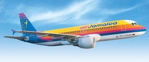 Airbus A320 / Ямайка