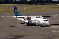 ATR72-500 / Новая Зеландия