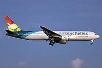 Boeing 767 / Сейшелы