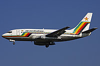 Boeing 737 / Зимбабве