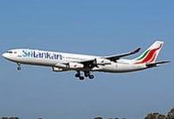 Airbus А340 / Шри-Ланка