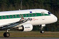 Embraer ERJ170-100 / Италия