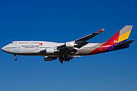 Boeing 747-48EM / Южная Корея