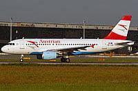 Airbus A319-112 / Австрия