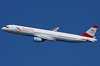 Airbus A321-111 / Австрия